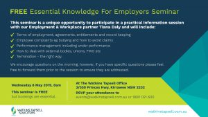 FREE Essential Knowledge TV Screens 8 May