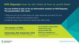 WT 18 September Seminar Ads Tv Screens2